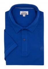 Poloshirt Blau Gr. S-XL