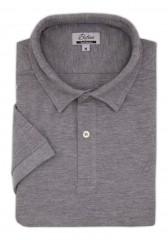 Poloshirt Grau S-XL