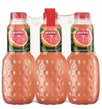 Granini Pink Grapefruit 6x1L PET