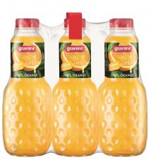 Granini Orangensaft 6x1L