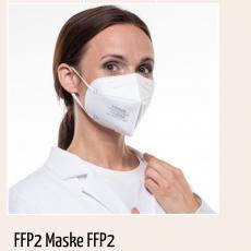 FFP2 Gesichtsmaske 12 Stück